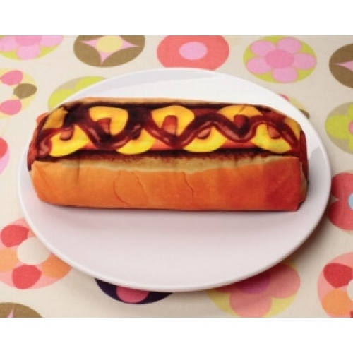 Hot-Dog Pencil Case